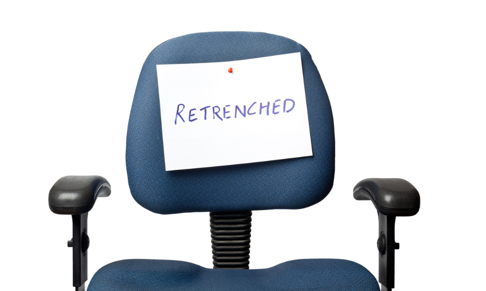 How to manage retrenchments with dignity