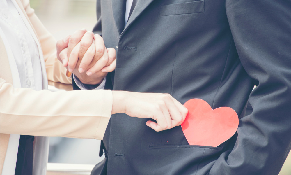 Fun Friday: Happy marriages spark creativity at work