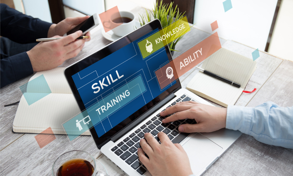 How to upskill your workforce during COVID-19