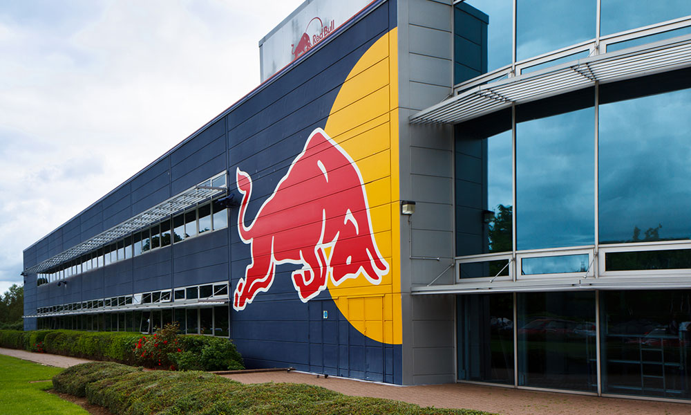Red Bull in a wrangle over leaked image