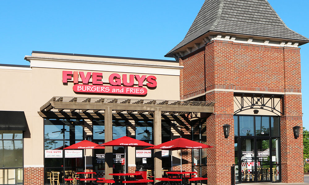 Five Guys workers undergo training after incident with police