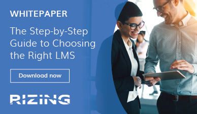 Free Whitepaper: Transforming your business with the right LMS