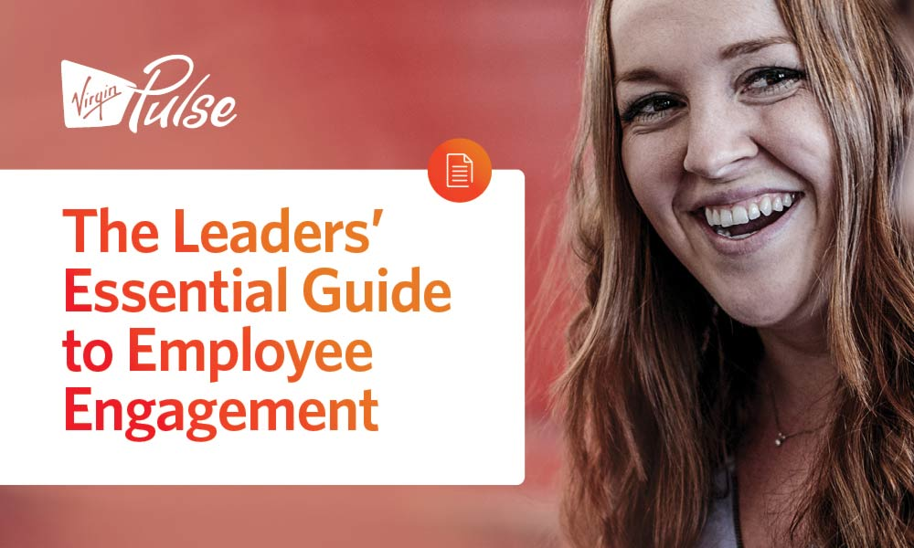 Free Whitepaper: The Leaders' Essential Guide to Employee Engagement