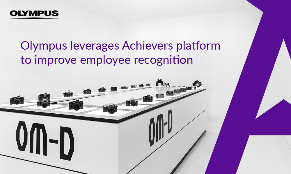 Free Whitepaper: Olympus leverages new platform to improve employee recognition