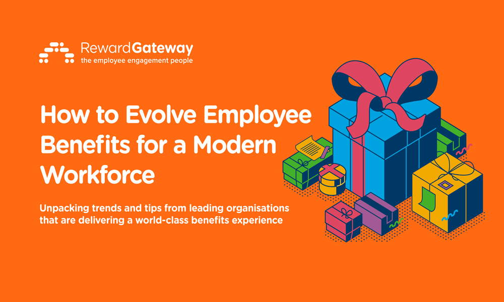 Free Whitepaper: How to evolve employee benefits for a modern workforce