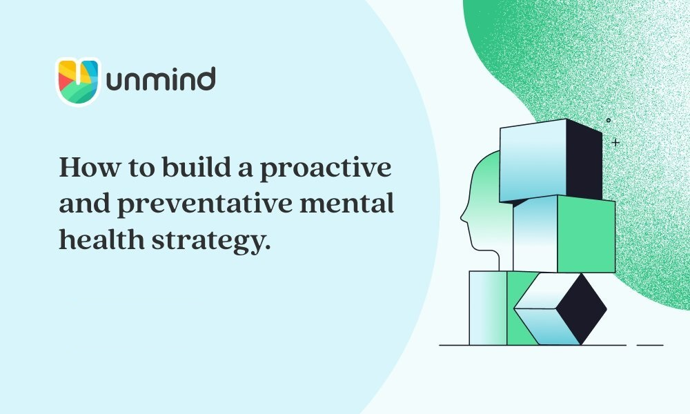 Free Whitepaper: How to build a proactive mental health strategy in a post-Covid world