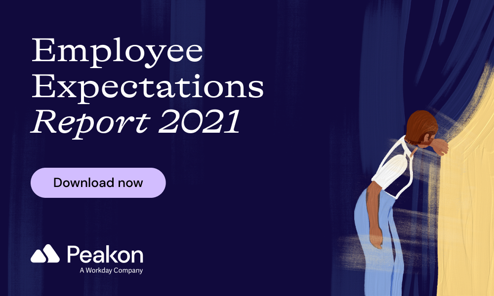 Free Whitepaper: The Employee Expectations Report 2021