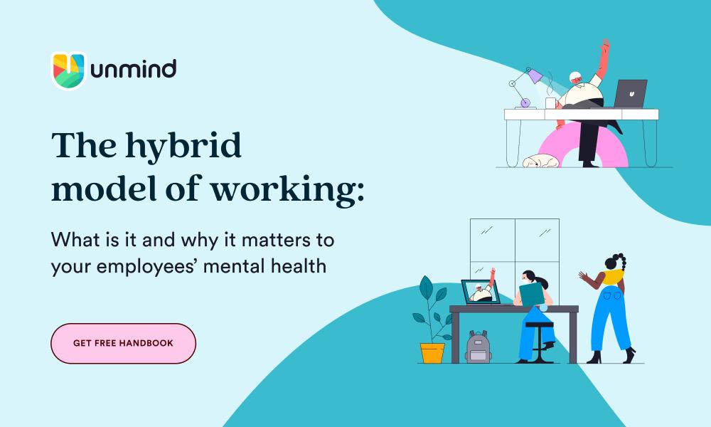 Free Whitepaper: The hybrid model of working