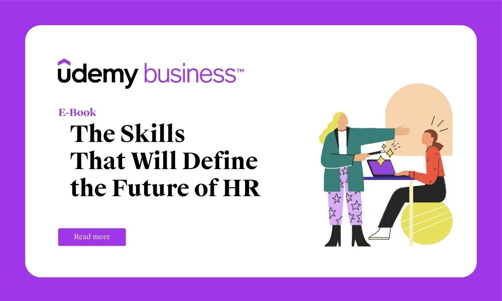Free Whitepaper: The skills that will define the future of HR