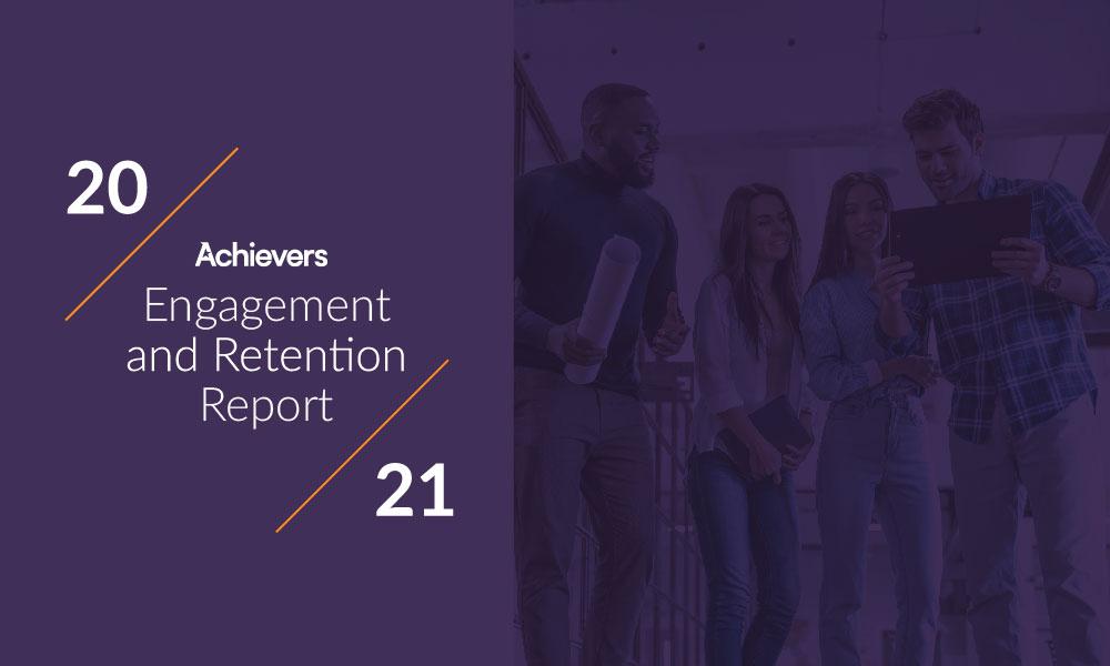 Free Whitepaper: 2021 Engagement & Retention Report