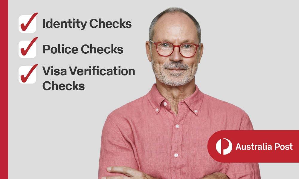 Australia Post's Workforce Verification Tool