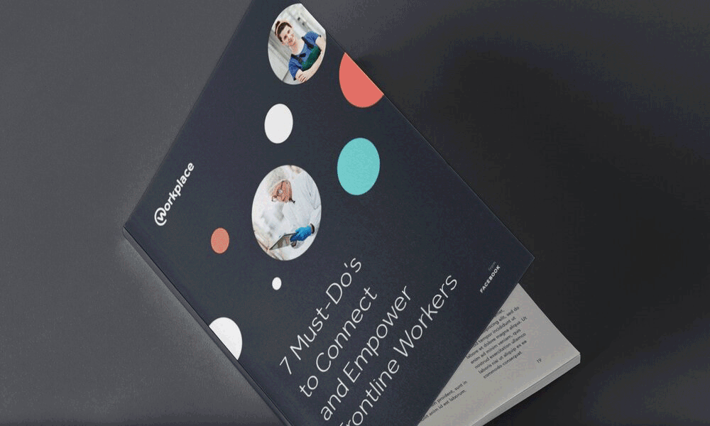 Free Whitepaper: 7 must-do's to connect and empower frontline workers