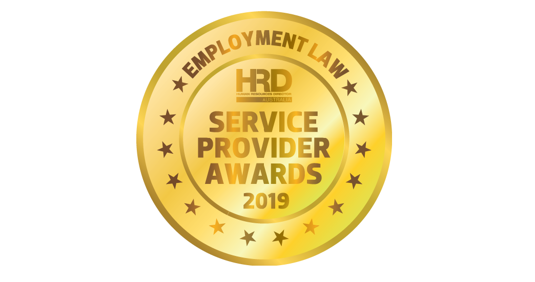 Employment Law Firm – Service Provider Awards 2019