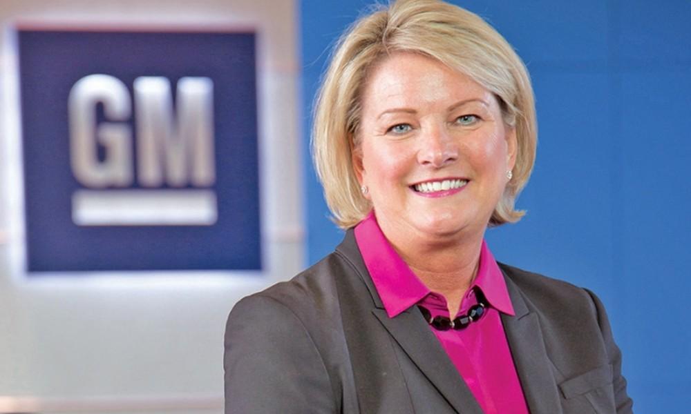 Kimberly Brycz, General Motors (US)