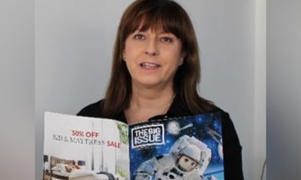 Elizabeth Divver, The Big Issue (UK)