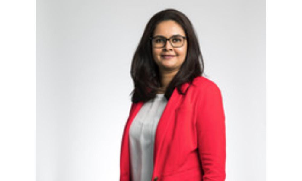 Rohini Sachitanand, Hewlett Packard Enterprise (Asia)