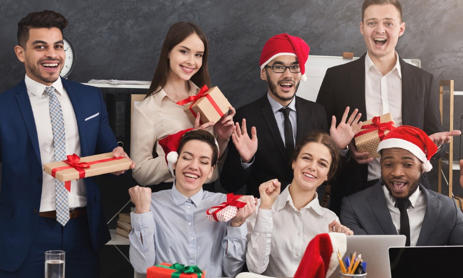 Checklist for the end of year Christmas party