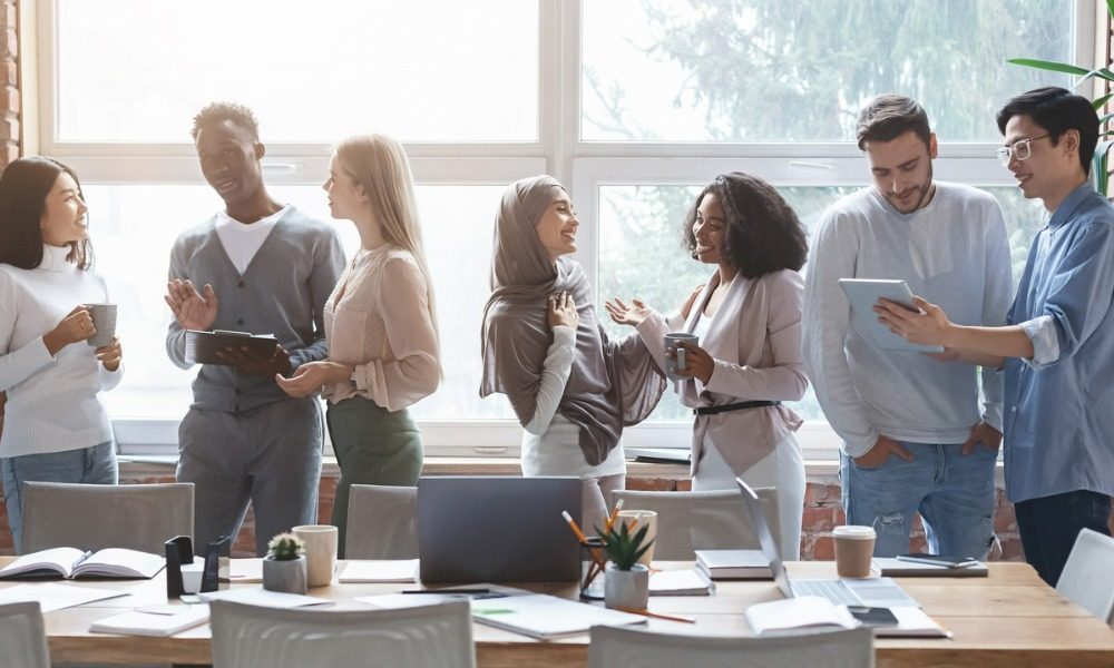 Rebuilding workplace culture