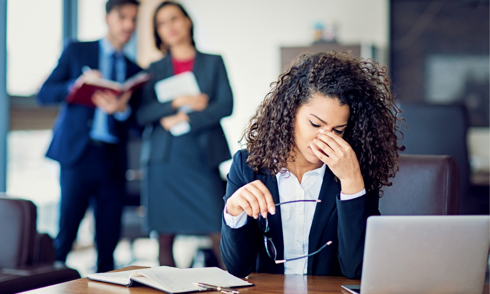 How to deal with negative office gossip