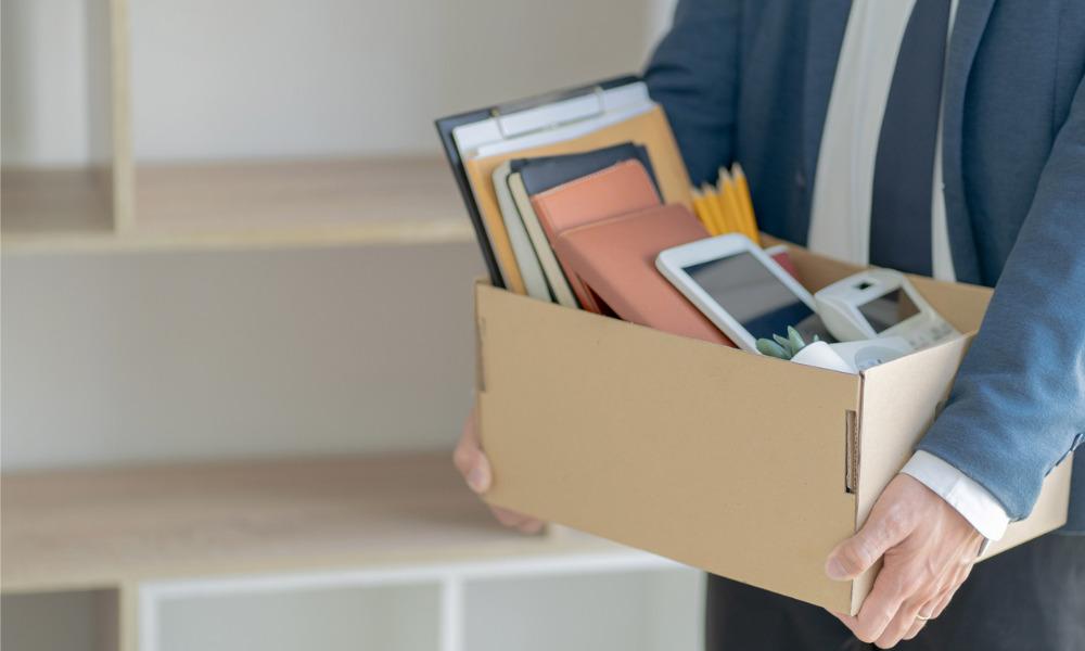 How to legally terminate redundant employees