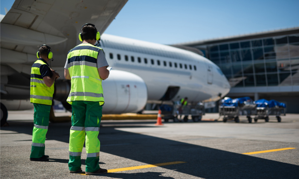 Brisbane airline imposes mandatory COVID-19 vaccination policy on staff