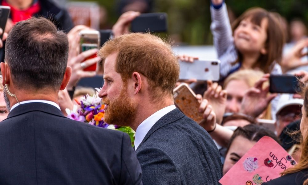 Prince Harry's paternity leave is a lesson in HR