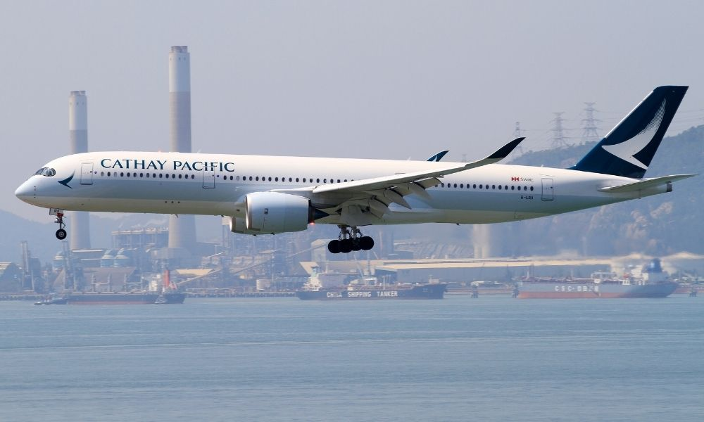 Cathay Pacific sets crew deadline for COVID jab