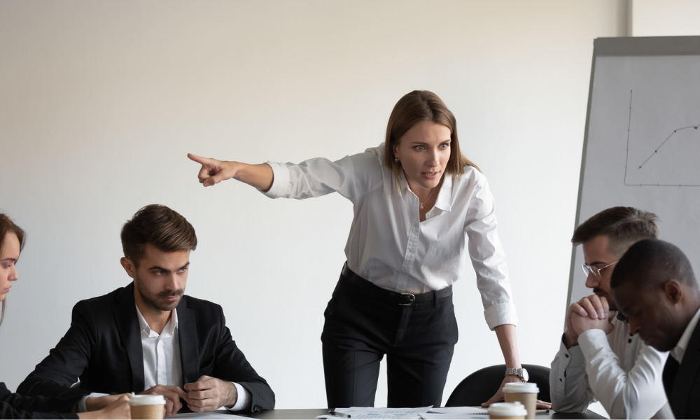 Six questions you should ask about workplace bullying