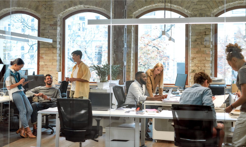 Workplace wellbeing: Survey highlights disconnect between employees and HR