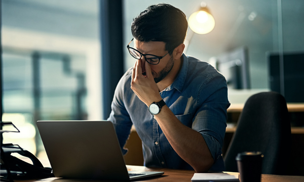 Can employees claim 'burnout' compensation?