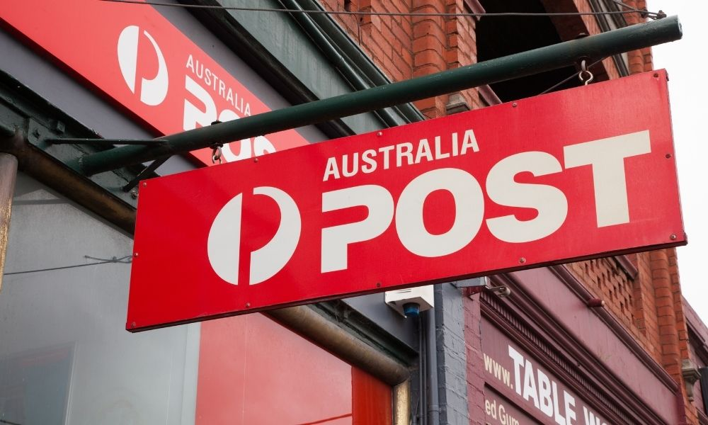 Australia Post agrees to $1m settlement with ex-CEO