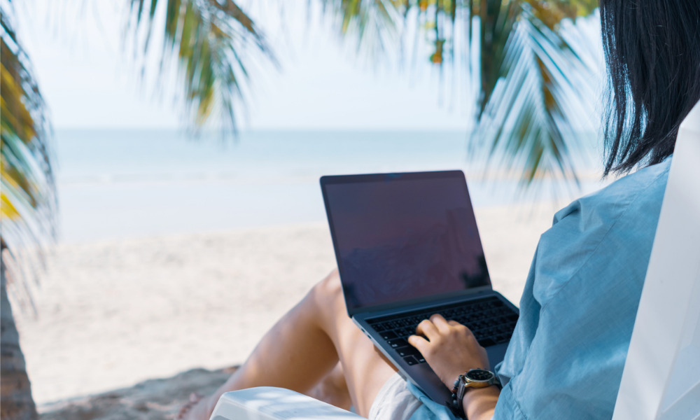 Big Red Group introduces 30-day 'Work From Anywhere' benefit