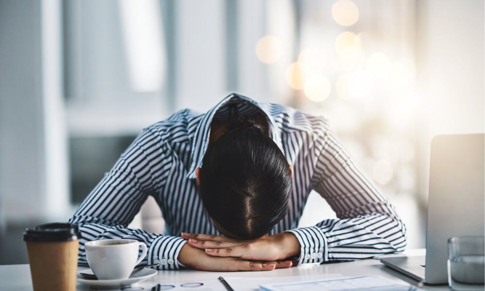 HR's guide to workplace stress and stress management