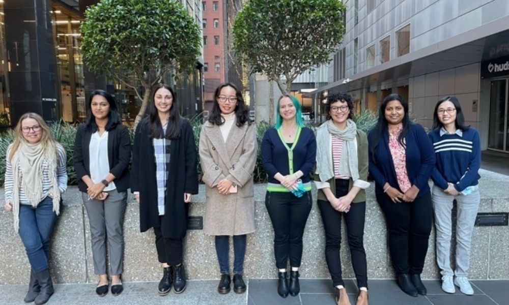 Mantel Group launches million-dollar training program for women in technology