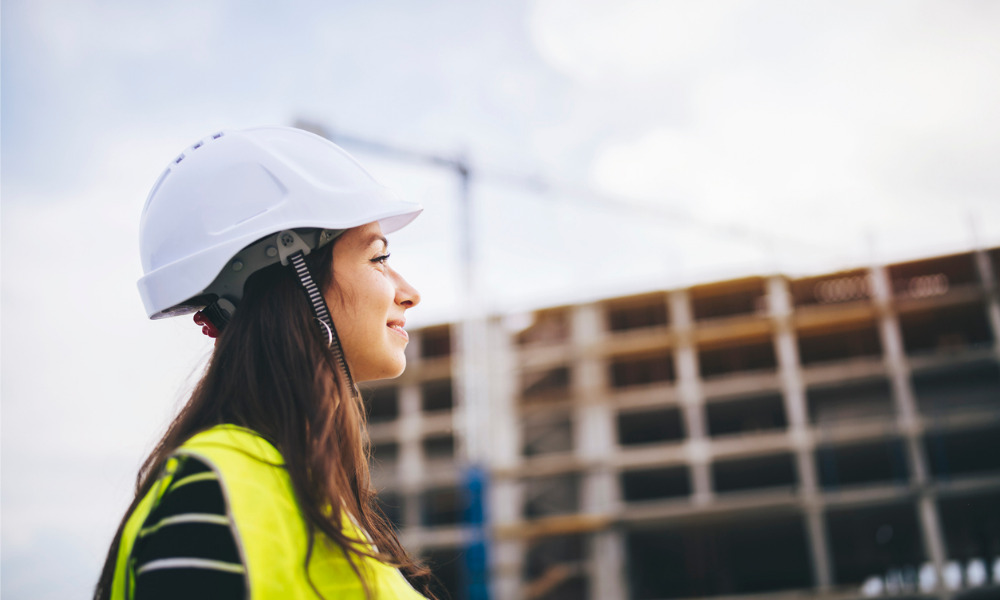 Ending Australia's gender pay gap: Why closing the gap should start with construction