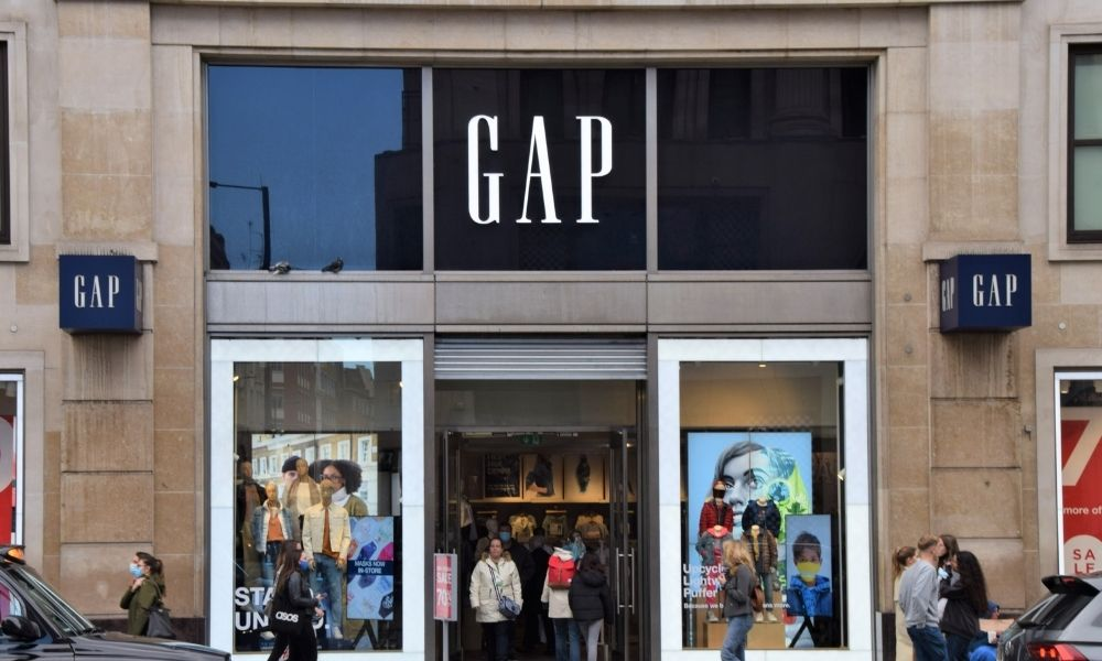 Gap named as world's most diverse employer