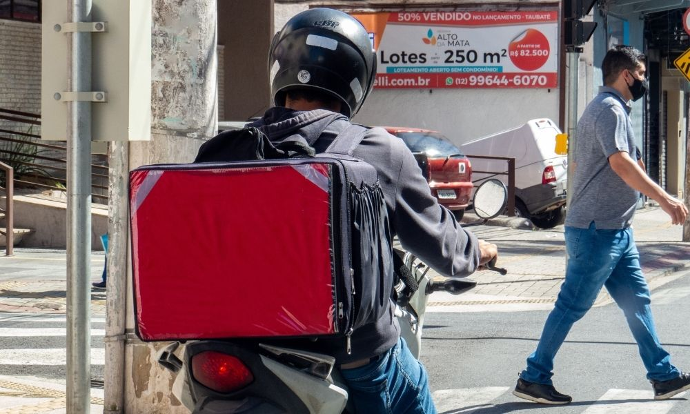 Delivery riders terminated for joining unauthorised strikes