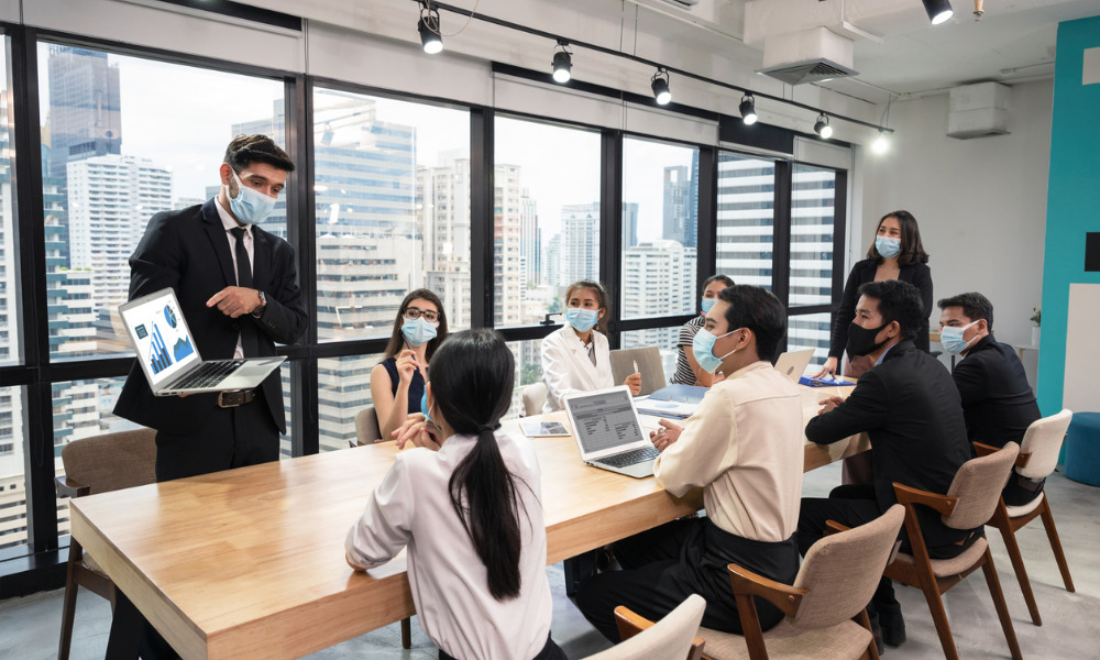 Canva's global head of L&D on key skills for leaders in a hybrid workforce