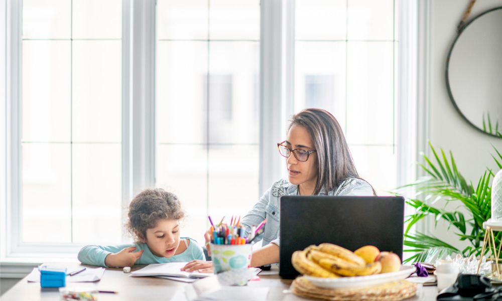 Most working parents say schooling children too stressful