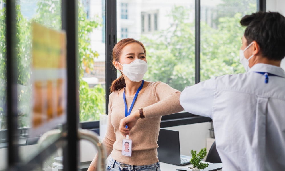 COVID-19 vaccines in the workplace: Tips to minimise employee tensions
