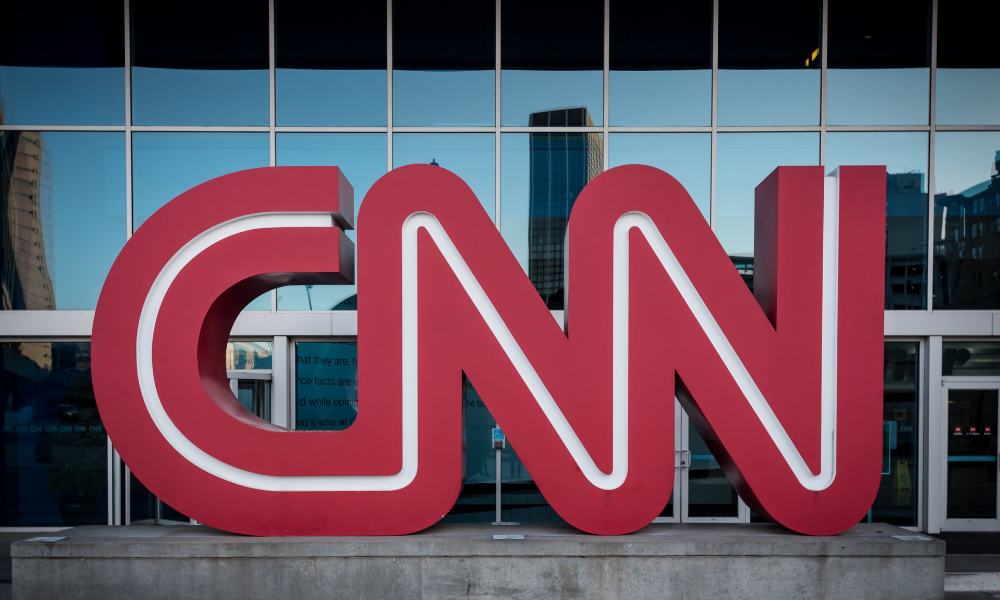 CNN axes three unvaccinated employees who reported to work