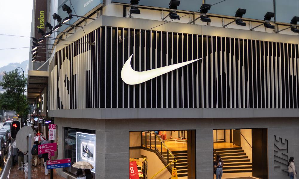 Nike rewards staff with week-long mental health break