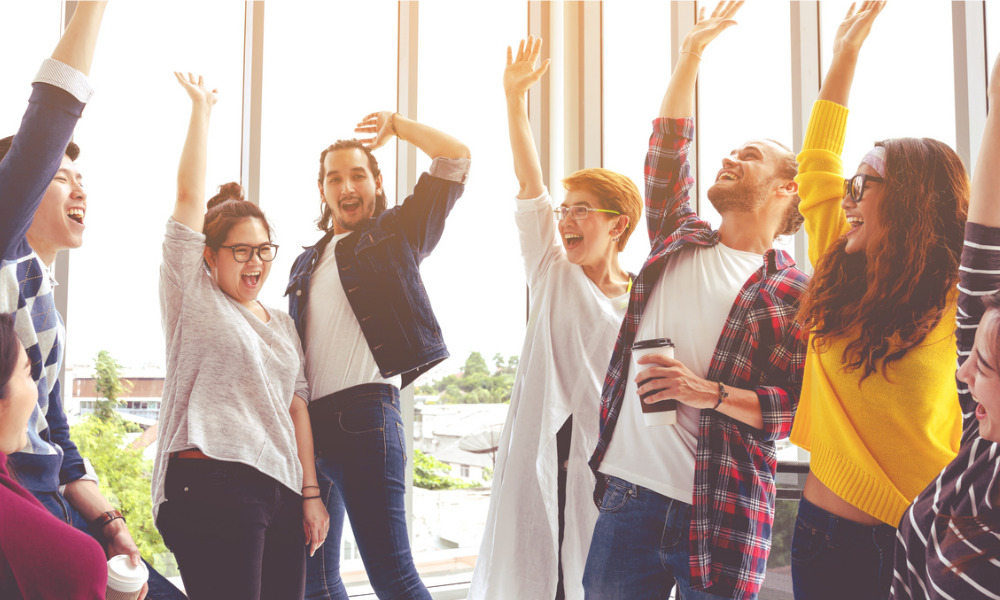 Top 50 companies with the happiest employees