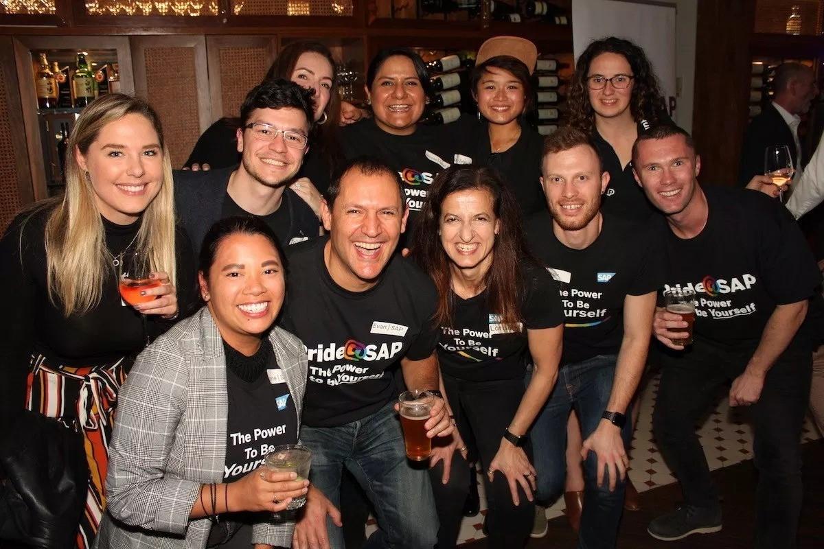 Inside SAP's LGBTI+ inclusion program