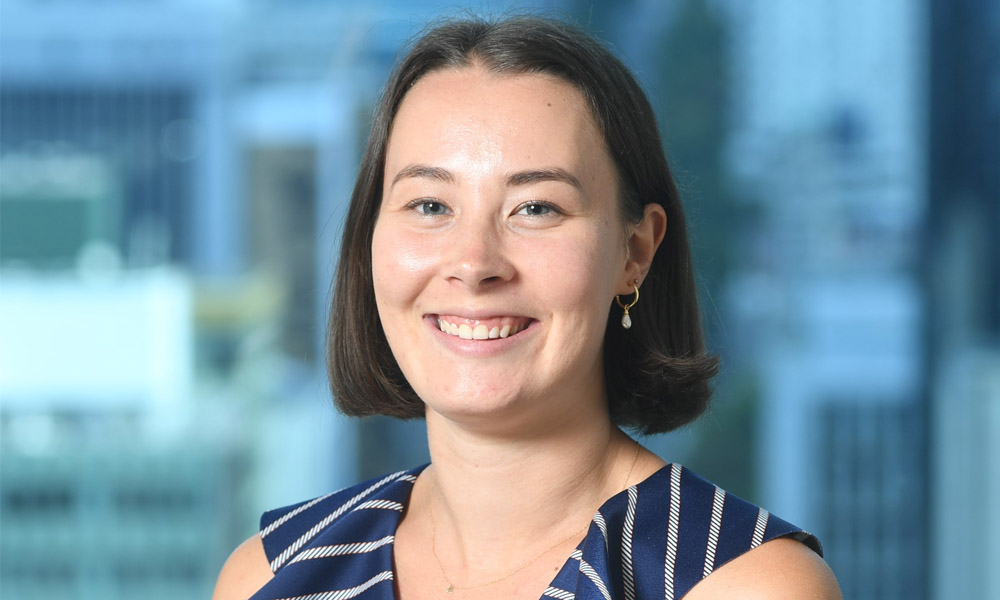 Adriana Hitch, Deloitte
