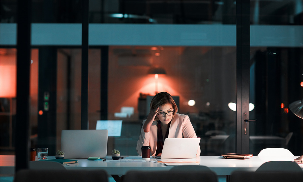 How to manage mental health in the C-suite