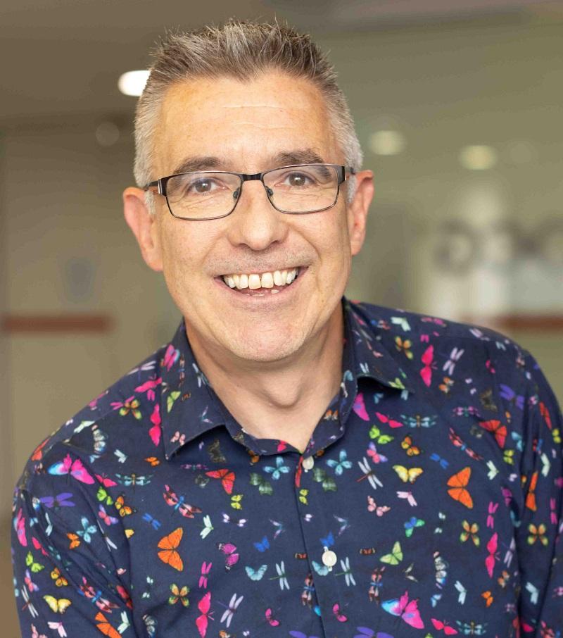 Shane Mackay, General Manager - Wellington