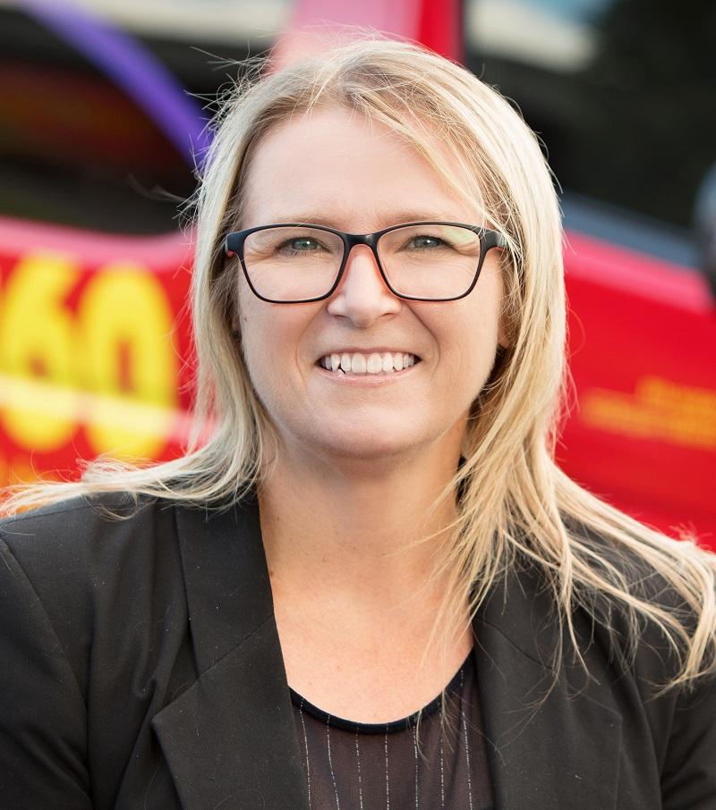 Fiona Bryan, Financial Controller