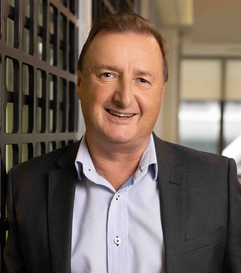 Greg McAllister, General Manager – GM Christchurch/ HR Consulting