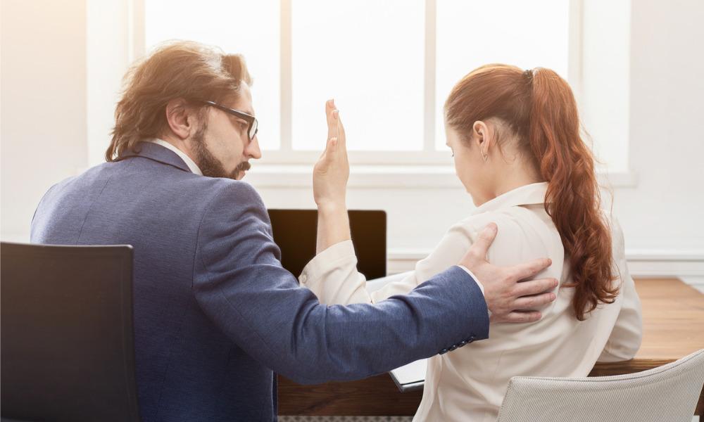 Sexual harassment still major concern for HR departments